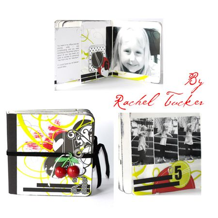 Rach's Mini Book