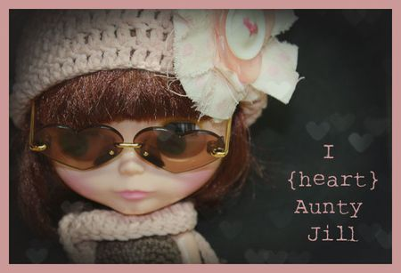 I heart Aunt Jill