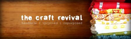 The craft revival blog header